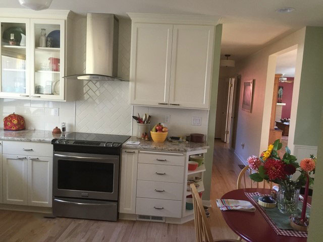 After image of kitchen